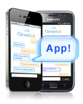 Cleverbot app